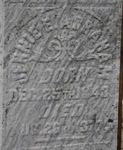 Jennie E Abraham