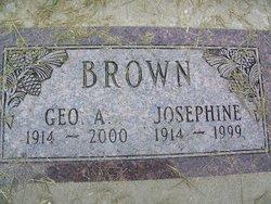 George A. Brown