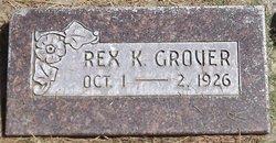Rex K Grover