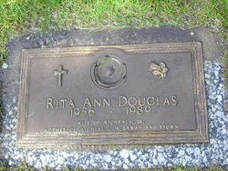 Rita Ann Douglas