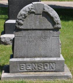 Diana <i>Truesdell</i> Benson