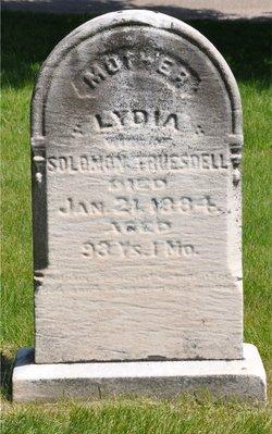 Lydia <i>Hurd</i> Truesdell