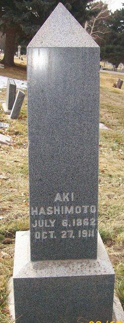 Aki Hashimoto