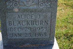 Alice J. Blackburn