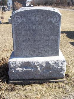 Calvin Moss