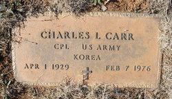 Charles Lindbergh Carr