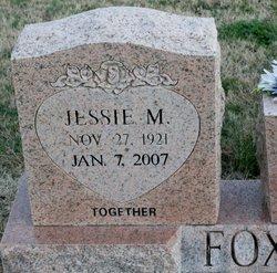Jessie Mae <i>Taylor</i> Foxwell