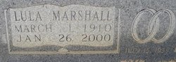Lula <i>Marshall</i> Achord