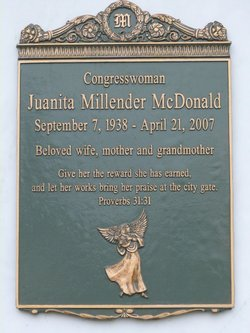 Juanita Millender-McDonald