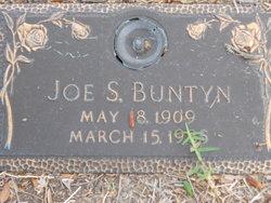 Joe Stanley Buntyn