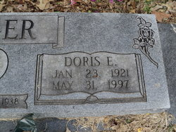 Doris <i>Edwards</i> Auger