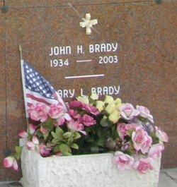 Mary <i>Addabbo</i> Brady