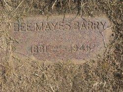 Bee Pe-ahm-e-squeet <i>Mayes</i> Barry