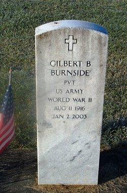 Gilbert Balaam Burnside