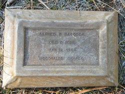 Alfred F. Babcock