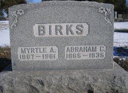 Abraham Copeland Birks