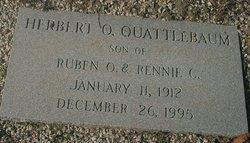 Herbert Olin Quattlebaum
