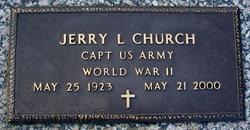 Jerry L Church