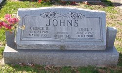 Ethel Rose Alberta <i>McKinley</i> Johns