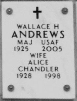 Alice Marie <i>Chandler</i> Andrews