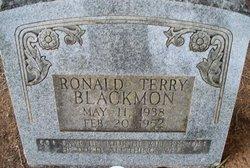 Ronald Terry Blackmon