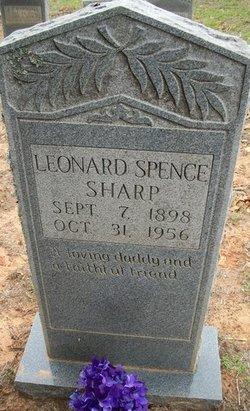 Leonard Spence Sharp