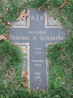 Father Jerome Schaeper