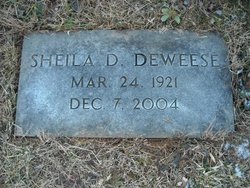 Sheila Louise <i>Darnell</i> DeWeese