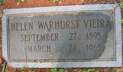 Helen <i>Warhurst</i> Vieira