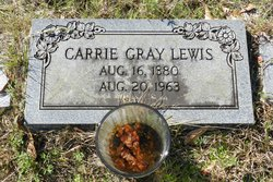 Carrie Gray Lewis