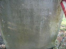 Capt Nathaniel Stone Simpkins, Jr