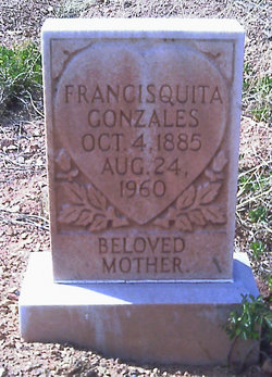 Francisquita M Gonzales