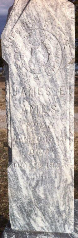James E Ames