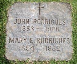 Mary Estrella Rodrigues