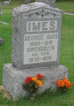 Gwendolyn Gwennie <i>Evans</i> Imes