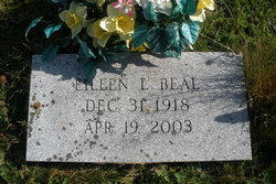 Eileen Lorna <i>Lenfestey</i> Beal