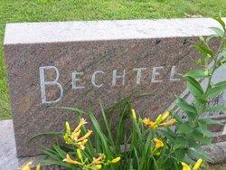 Evelyn E <i>Wehrly</i> Bechtel