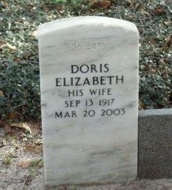 Doris Elizabeth Holloman
