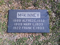 Mary L, McKinney