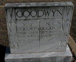 Lyda May <i>Moye</i> Goodwyn