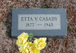 Etta Violla Eddie <i>Dillinder</i> Casady