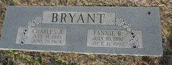 Fannie Ruth <i>Curtis</i> Bryant