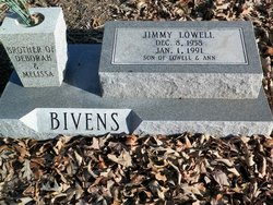 Jimmy Lowell Bivens