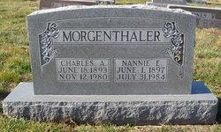 Charles A. Morgenthaler