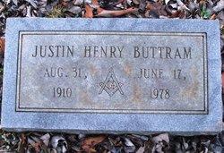 Justin Henry Buttram