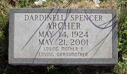 Dardinell <i>Spencer</i> Archer