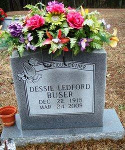 Dessie <i>Ledford</i> Buser