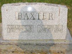 Clara Roselle <i>Boose</i> Baxter