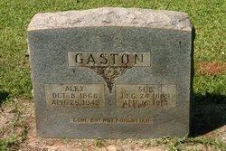 Susan Sue <i>Anderson</i> Gaston