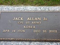 Jack Allan, Jr